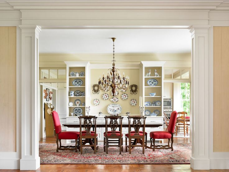 Architect Portfolio By Historical Concepts ConceptsCraftsman DecorTraditional Dining RoomsTraditional