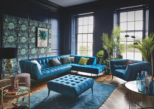 Amazing Glamour Living Room Decoration Glamour Living Room Teal