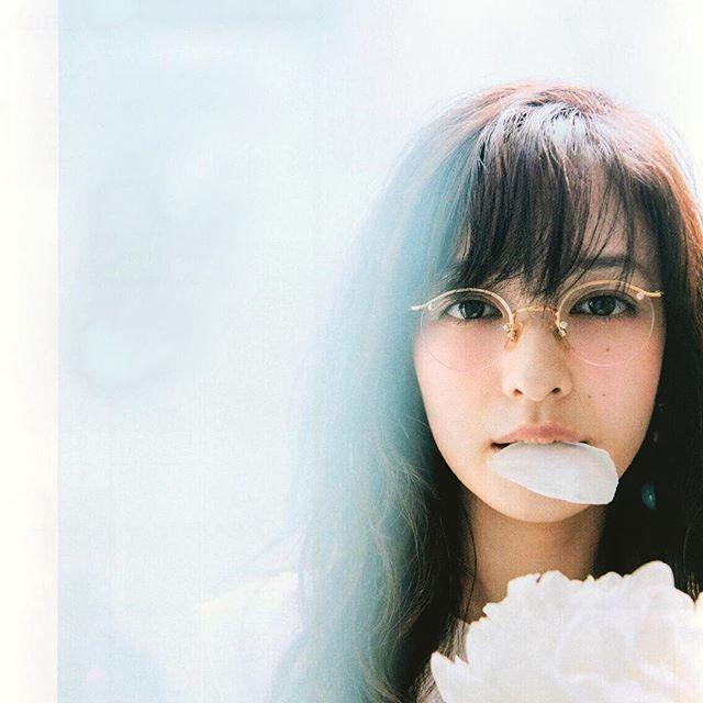 soup.8月号✧* #森絵梨佳#美人#可愛い#綺麗#美しい#素敵#透明感#眼鏡#ナチュラル#雰囲気#夏#メイク#コスメ#おしゃれ#モデル#soup#雑誌#Japanese#model#beautiful#woman#kawaii#cute#sweet#lovely#pretty#makeup#cosume#beauty#soupmagazine