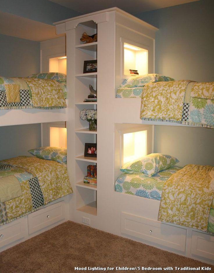 Mood Lighting for Children'S Bedroom