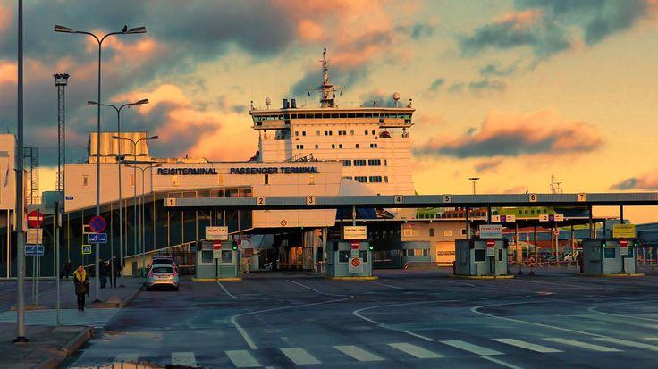 le port de Tallinn