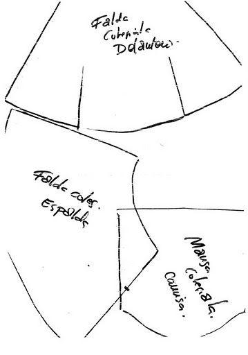 313 best patrones. de . vestidos de nancy images on