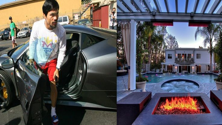 The latest news about Manny Pacquiao's money