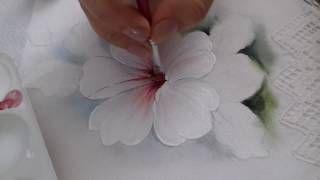 Pintura de rosas – Ana Laura Rodrigues PT1 | Cantinho do Video
