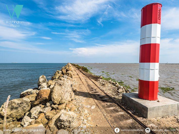 Bocas de Ceniza - Barranquilla, Colombia. http://bit.ly/2gDpIMk