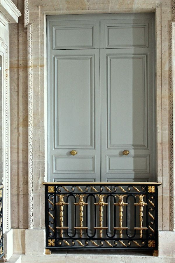Petit Trianon Colors Are So Soothing Color