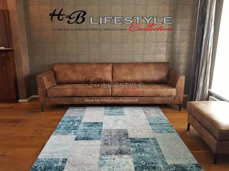 comfortabele banken - HB Lifestyle Collection Model: Murano #comfortabelebanken #comfortabelbank #loungebank #comfort #hoekbank #comfortabele #zachtezitbank
