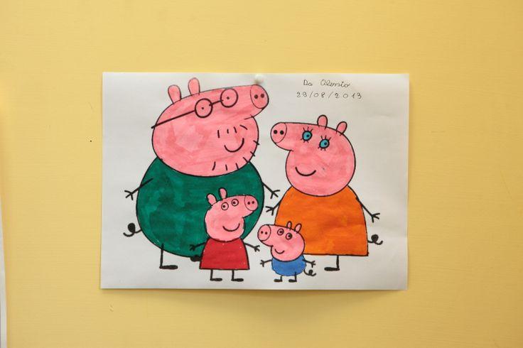La famiglia Pig