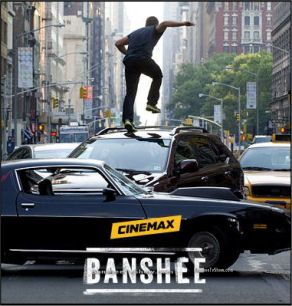 Banshee Tv Show love this @annaocmckenna a nice one to start to take our minds off true blood ending!!!