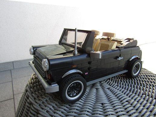 Lego Mini Cabrio