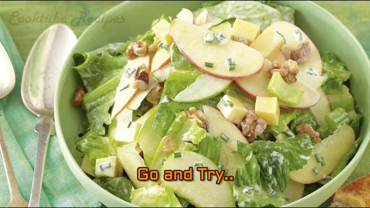 Simple Waldorf Salad Recipe