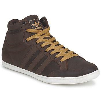 Heren Hoge sneakers adidas 44,47 1/3 Mustang / Bruin / Bruin / Tan / PLIMCANA MID