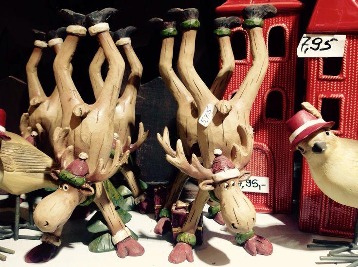 Dancing Elks......