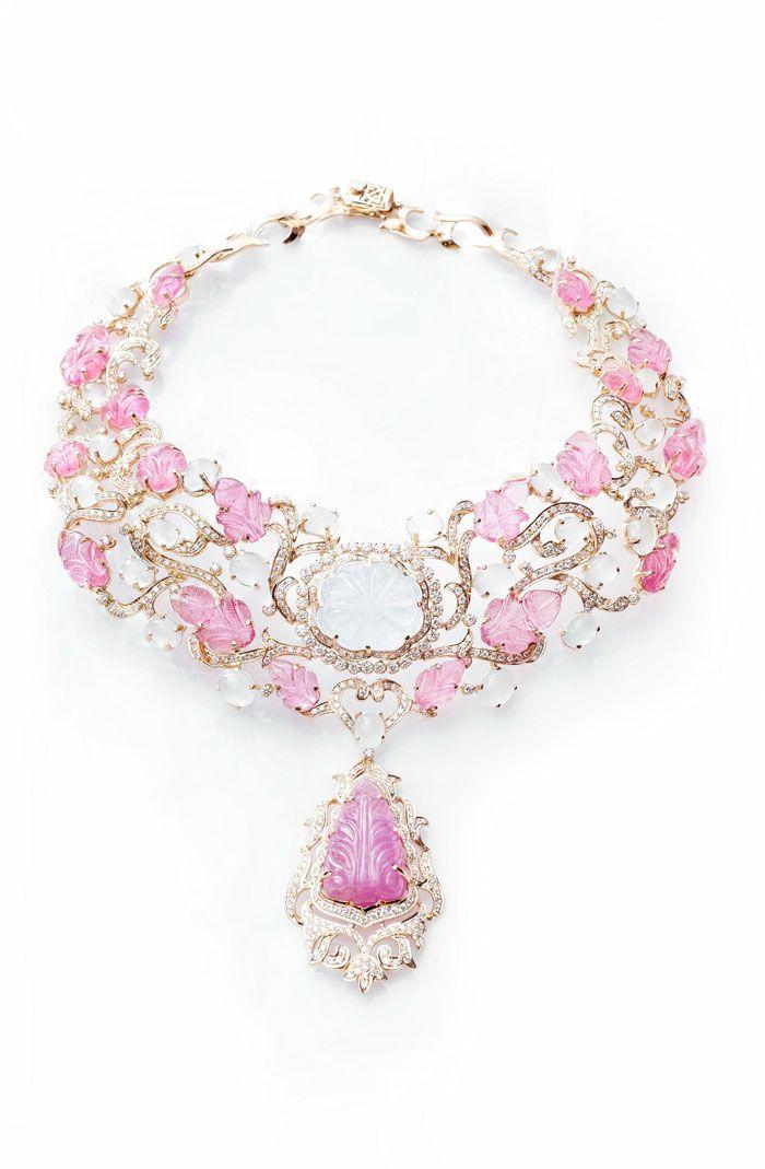 Farah Khan Fine Jewellery Nature Inspired Jewellery
