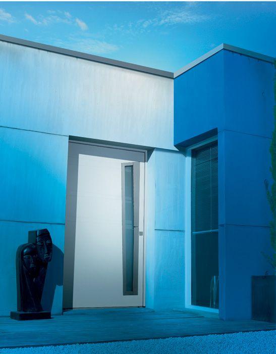 Les 91 meilleures images du tableau les portes d 39 entr e aluminium bel 39 m sur pinterest porte for Les portes aluminium