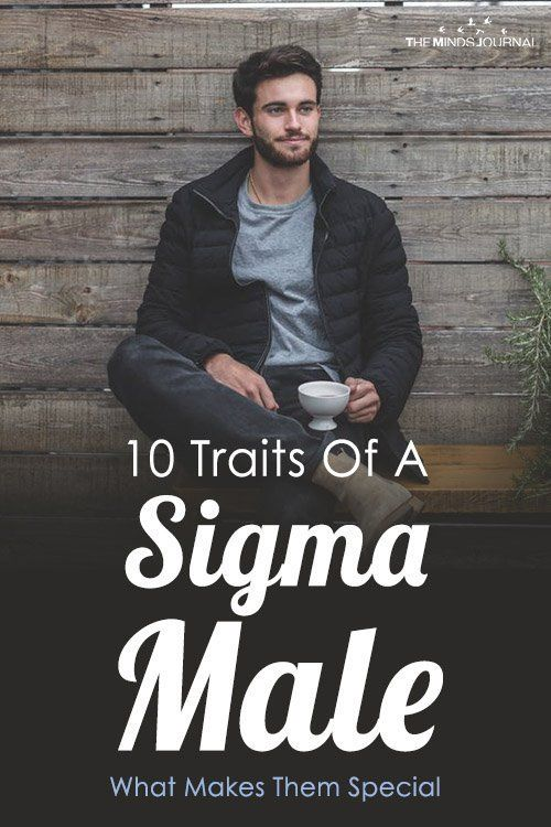 10 Traits Of A Sigma Male in 2020 | Sigma male