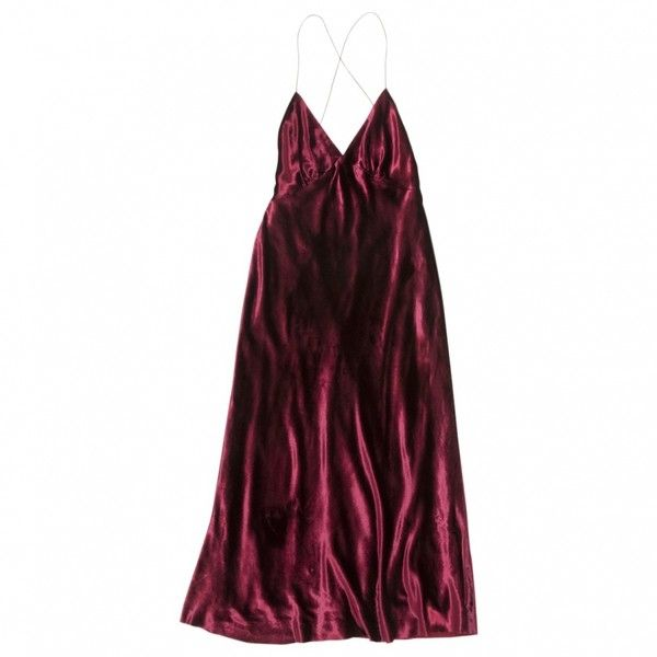 Burgundy Viscose Dress MARC JACOBS ($307) ❤ liked on Polyvore featuring dresses, burgundy dress, white rayon dress, marc jacobs, white dress and viscose dresses