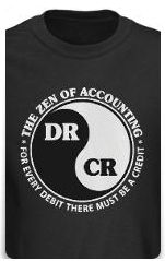 For every debit there must be a credit... the Zen of Accounting http://bit.ly/HaZb1l