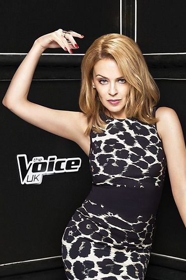 Kylie Minogue The Voice UK 2014 #KM2013 #TheVoiceUK2014