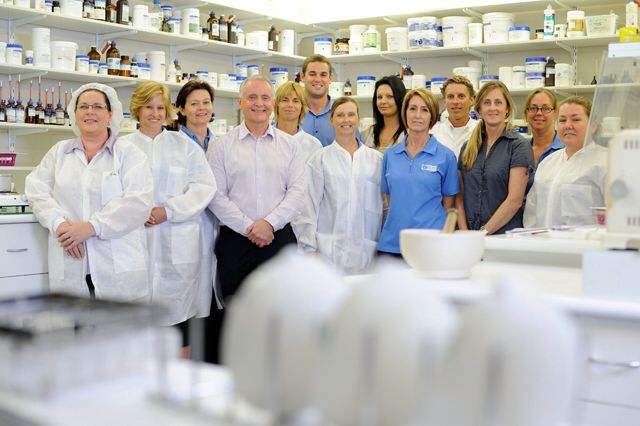 Spectrumceuticals available from Tugan Compounding Pharmacy 457 Golden Four Drive Tugun QLD 4224 Phone: (07) 5598 2411 Email: tuguncom@bigpond.net.au