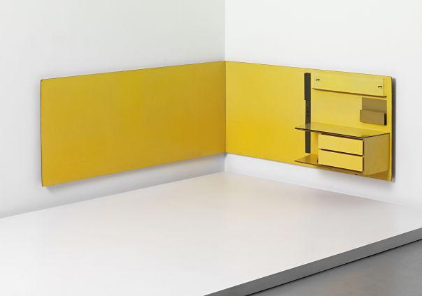 PHILLIPS : UK050212, Gio Ponti, Unique single headboard, designed for a private commission, Milan