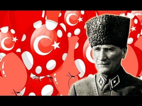 Cumhuriyet Hürriyet Demek (Şarkı Sözleri İle) - YouTube