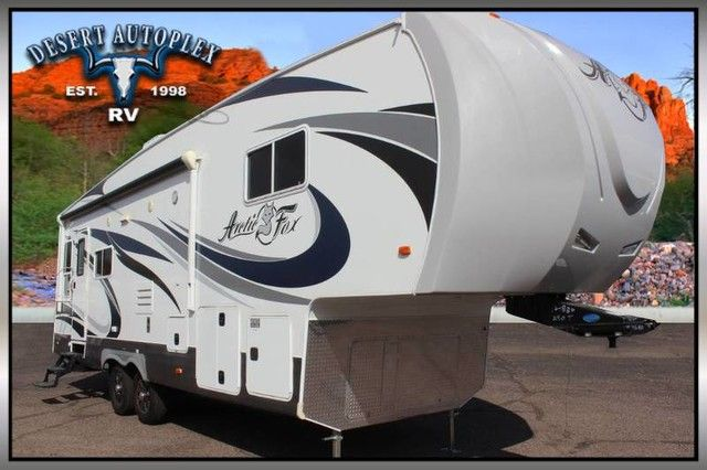 2016 Northwood Arctic Fox 29-5T Double Slide 5th Wheel RV Brand New FOR SALE! (Stock#:144260) Call us today and make us an offer that works for you! Toll free at 1.888.385.1122 or online at www.DesertAutoplex.com #2016 #2017 #northwood #travel #trailer #traveltrailer #23B #5thwheel #5th #wheel #fifth #fifthwheel #gorving #rvlife #nash #arcticfox #arctic #fox #rv #mesa #az #arizona #phoenix #desertautoplexrv #29-5T