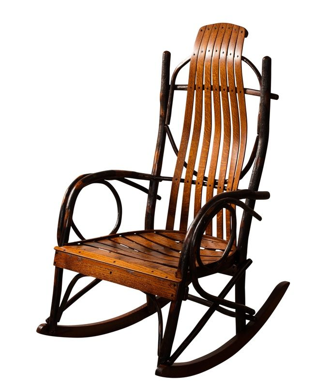 Superb Amish Furniture: Hand Crafted, Solid Wood Rocking Chairs   Dovetails  Furniture U0026 Amish Traditions