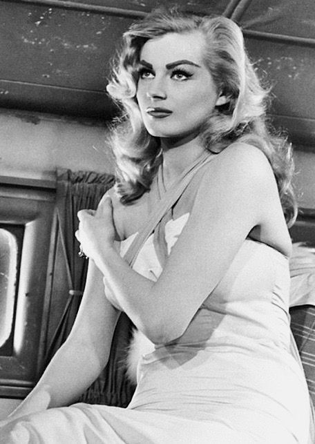 20161031 – summers-in-hollywood: Anita Ekberg in Back from Eternity, 1956 — Retro | Vintage | Pin up – Pin up Fan