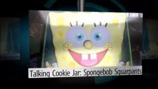 Talking Cookie Jar: Spongebob Squarepants - YouTube