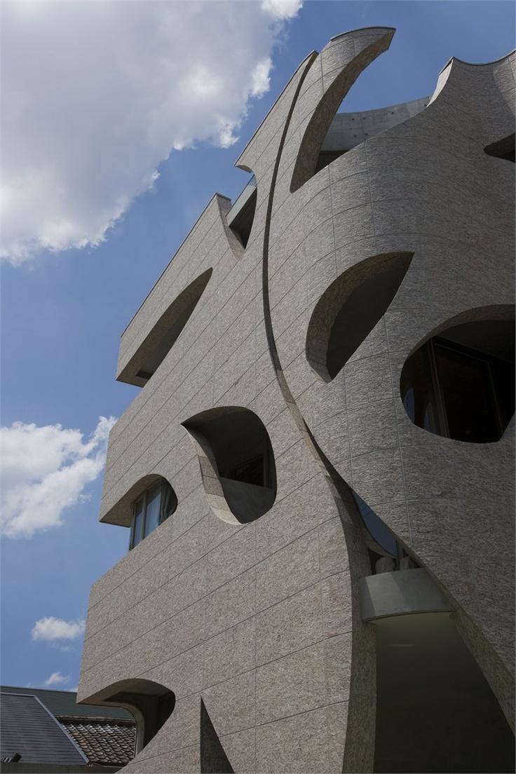Villa Saitan, Kyoto, 2006, by Eastern Design Office