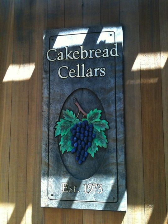Cakebread Cellars in Rutherford, CA: tastings from $15 ($25 for +tour)  http://www.cakebread.com/tours-and-tastings