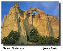 Grand Staircase - Escalante Canyons in Utah