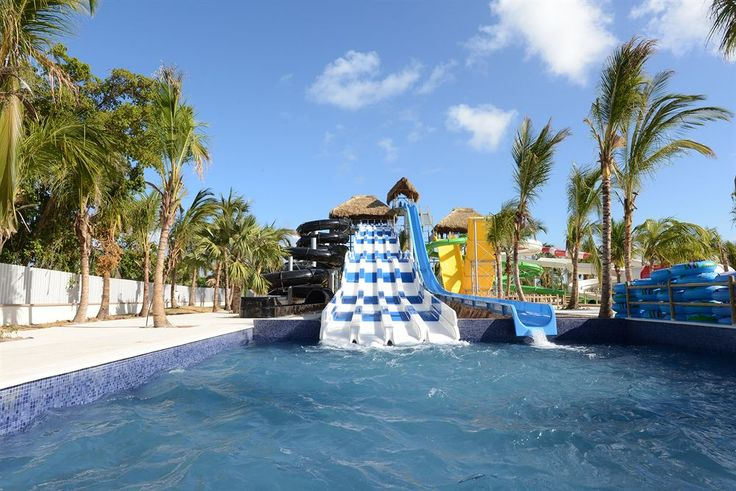 Water Park at Royalton Punta Cana Resort and Casino Punta Cana