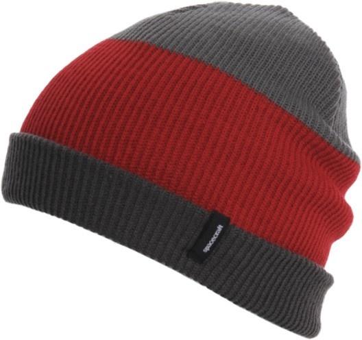 Мужские шапки Spacecraft Offender 3 Stripe Beanie
