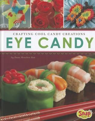 I like the Rolled up Roses on page 8, the Licorice Twist Butterflies on page 16 and the Sweet Sushi on page 22