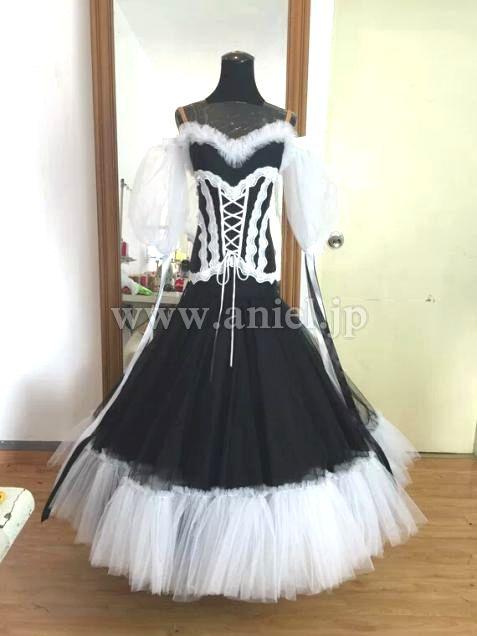 M4697・黒&白・8万円※試着不可