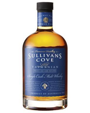 Sullivans Cove Single Cask French Oak Whisky 700mL | Dan Murphy's | Buy Wine, Champagne, Beer & Spirits Online