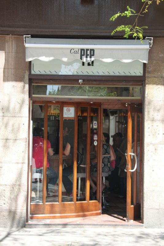 cal pep barcelona - Love this place.  Book in advance or go very early.  Always packed!