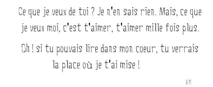 Flaubert - Lettres d'amour