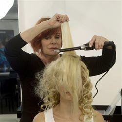 Прически на длинные кудрявые волосы - мастер класс — Сообщество парикмахеров
