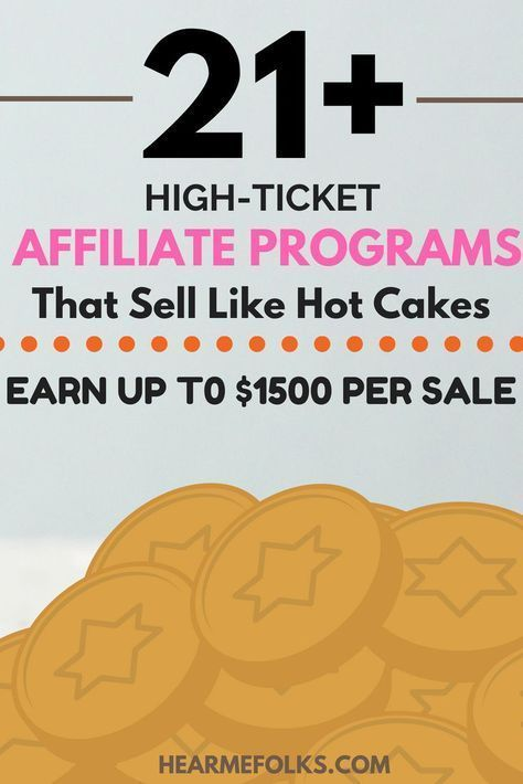 21+ High-Paying Affiliate Programs to Make the Most Money