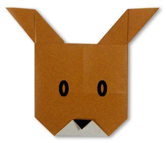 Origami Reindeer3