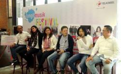 """Telkomsel """"LangitMusik Festival"""" Ajak Pelanggan Dukung Industri Musik"""