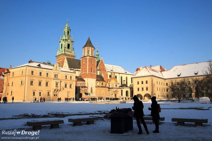 #Katedra na Wawelu