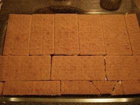 Drinking From My Saucer :: Recipe: Chocolate Graham Cracker Dessert