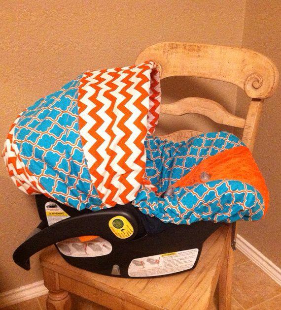 Custom Infant Car Seats Covers