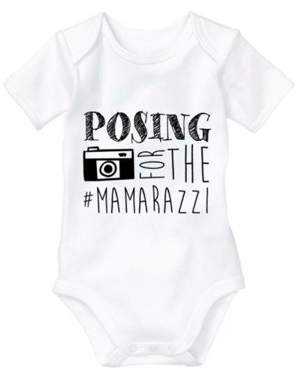 Posing for the mamarazzi - KIDOOZ | For monochrome kids