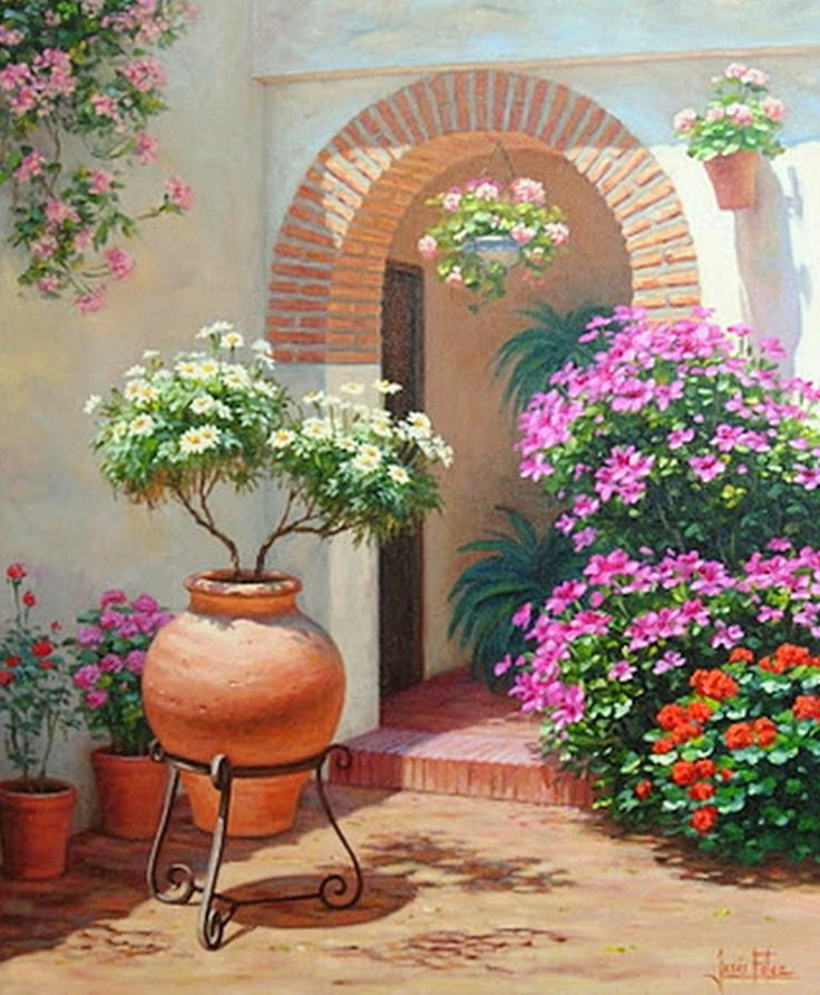 paisajes-con-flores-pintura