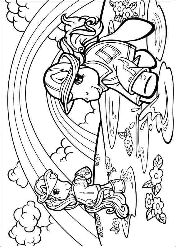 pony express coloring pages free - photo#28